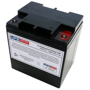 Plus Power PP12-26S F11 Insert Terminals 12V 26Ah Battery