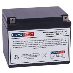 MLA Medical Patient Transport Medical Battery