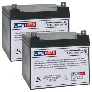 Sola 400A Batteries