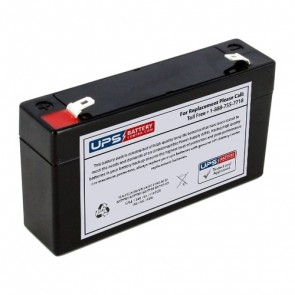 Weiboer GB12-4.5L 12V 4.5Ah Battery