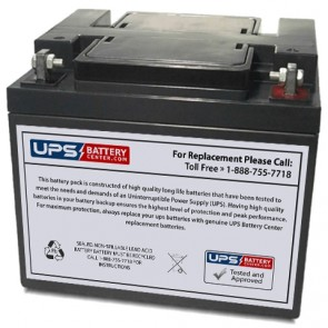 Ipar Elektronika BTL12-40 12V 40Ah Battery
