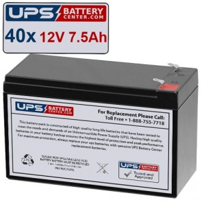ONEAC SE162XJT Battery