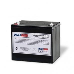 National Power GT160S5 12V 32Ah Battery