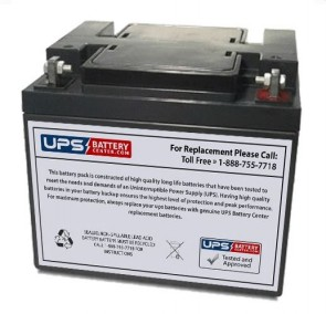 Wing ES 40-12vds 12V 40Ah Battery