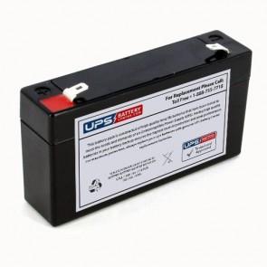 Datex-Ohmeda 9000 Syringe Pump Battery