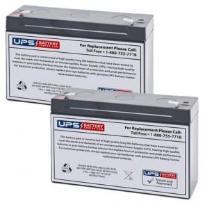 Datashield ST550 Batteries