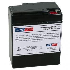 Lightalarms 2PG1 6V 8.5Ah Battery