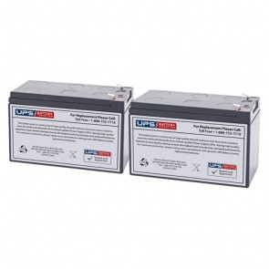 Ablerex JP1500 Compatible Battery Set
