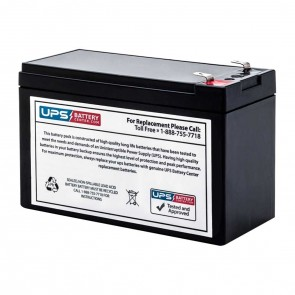 APC Back-UPS 400VA BK400 Compatible Battery