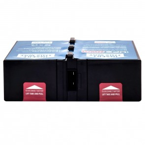 UPSBatteryCenter Compatible Replacement Battery Pack for APC Back-UPS XS 1200VA BX1200 Plug /& Play!