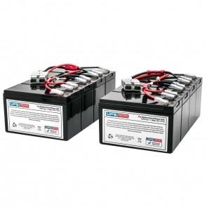 APC Smart-UPS 3000VA RM 208V SU3000RMTX136 Compatible Battery Pack
