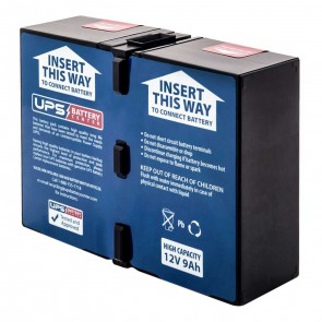 APC AV J Type 1.5kVA J25B Compatible Replacement Battery Pack