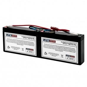 APC RBC18 Compatible Battery Pack