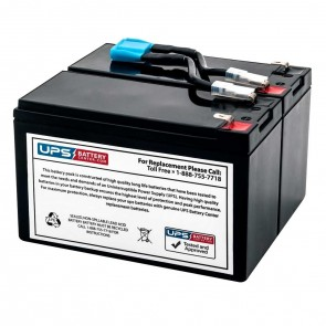 APC Smart-UPS 1000VA LCD SMC1000i Compatible Battery Pack