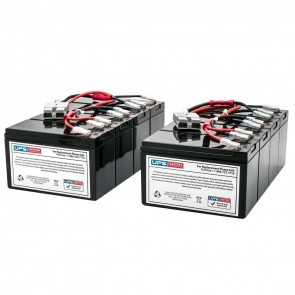 APC Smart-UPS 3000VA Rack Mount 3U 208V APC3TA Compatible Battery Pack