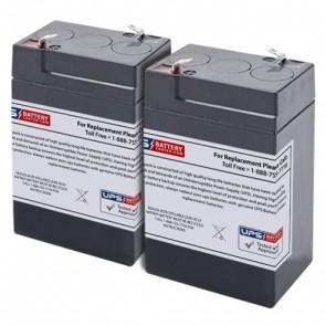 Belkin BU304000 Compatible Replacement Battery Set