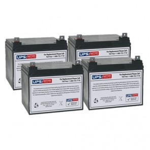 Best Power Unity UT4K Compatible Replacement Battery Set