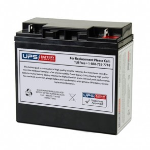 Clary CLA7026 Compatible Replacement Battery