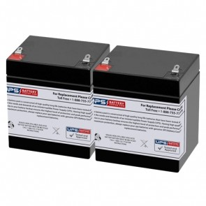 CyberPower CP1350PFCLCD Compatible Replacement Battery Set