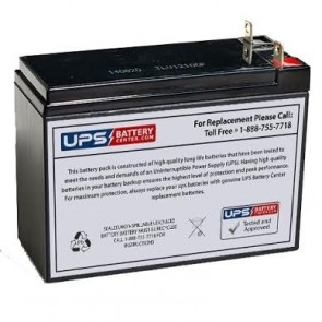 Fuli 12V 10Ah FL12100S- Battery with NB Terminals