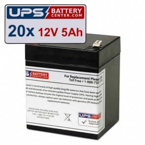 HP Compaq 204510-001 ERM Extended Runtime Module Batteries