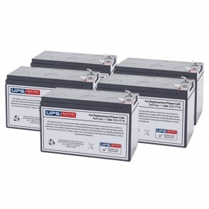 IntelliPower 1100VA 750W FA00110 Compatible Replacement Battery Set
