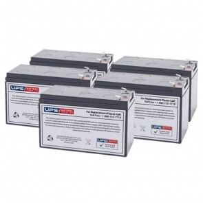 IntelliPower 1100VA 770W FA00253 Compatible Replacement Battery Set