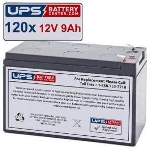 Liebert Nfinity-12kVA Compatible Replacement Battery Set