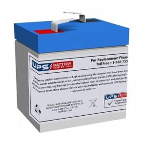 Mortara ELI 100 ECG Recorder 6V 1Ah Medical Battery