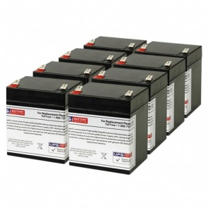 ONEAC ON2000XAU-TN Compatible Replacement Battery Set