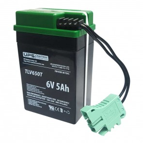 Battery for Peg Perego 6V CFM-6V4.6-S16