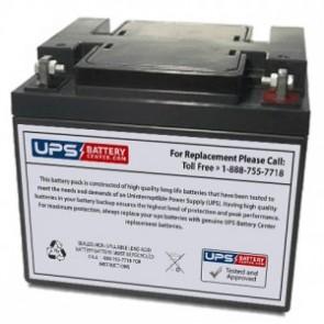 Himalaya HT1240 12V 40Ah Battery