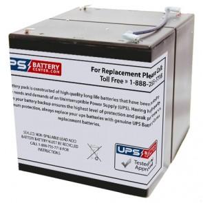 Simplex 2081-9276 12V 33.0Ah Battery