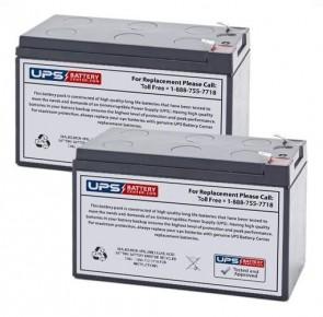 Tennis Tutor Prolite Tennis Ball Machine Compatible Replacement Battery Set