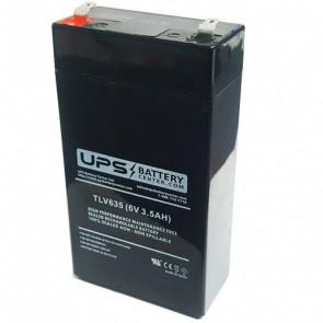 Toyo 3FM3.4 Battery