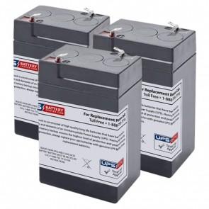 Tripp Lite 400VA BC400LAN Compatible Battery Set