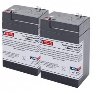 Tripp Lite 325VA INTERNET325 Compatible Battery Set