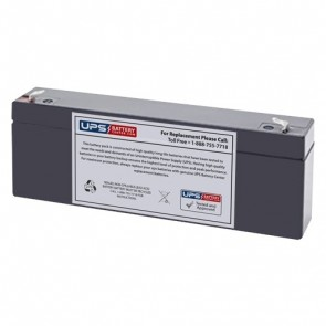 XYC 12V 3Ah XT1230 Battery with F1 Terminals