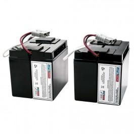 APC Back-UPS 350VA 230V BK350EI Compatible Replacement Battery by UPSBatteryCenter
