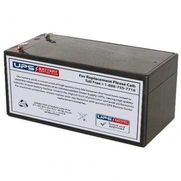 Alexander 90315 12V 3Ah Battery