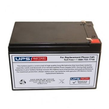 Palma PM10A-12 12V 10Ah Battery