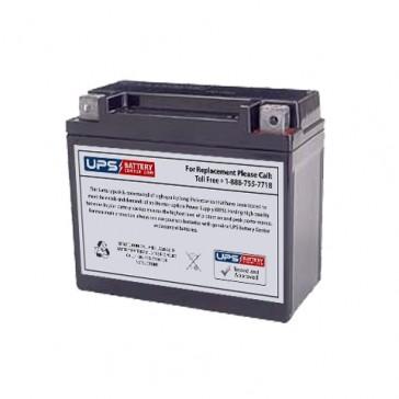 Westco 12V20 Battery