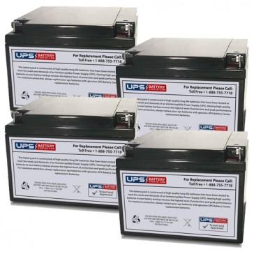 Draeger Medical Narkomed 6000 Medical Batteries