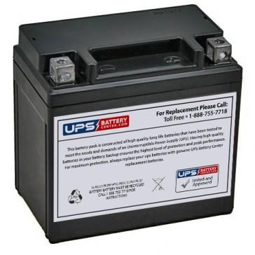 Westco 12VX5L-B Battery
