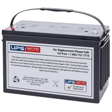 Unicell TLA12900-CP 12V 90Ah Battery