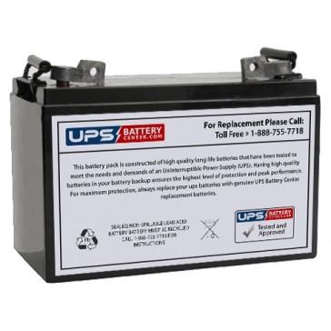 Power Kingdom PK110-12 12V 110Ah Battery