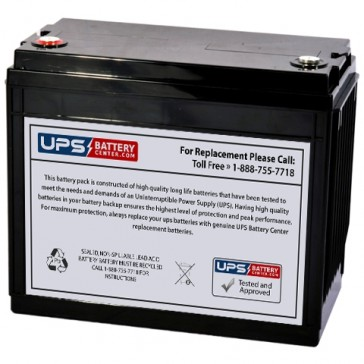 RPS PM150-12 12V 134Ah Battery