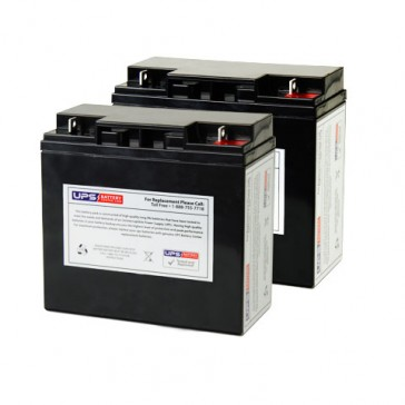Ferno-ille 125, 128, 129 Lift Chair Batteries - Set of 2