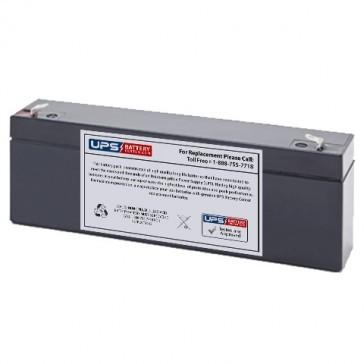 Palma PM2.6-12 12V 2.6Ah Battery
