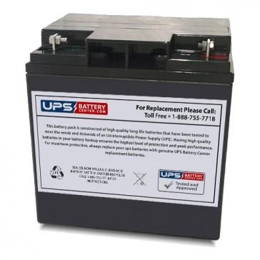 JYC GP24-12 12V 24Ah Battery